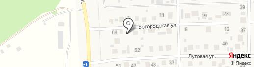 Дакар на карте Михайловки