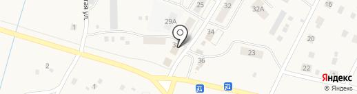 Перекресток на карте Петровки