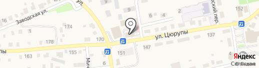 Дачник на карте Булгаково