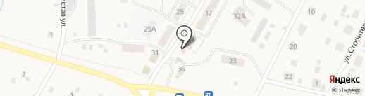 Киоск по продаже фруктов и овощей на карте Петровки