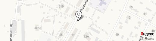 Магазин товаров смешанного типа на карте Петровки