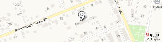 Комплексный центр социального обслуживания населения Уфимского района на карте Михайловки