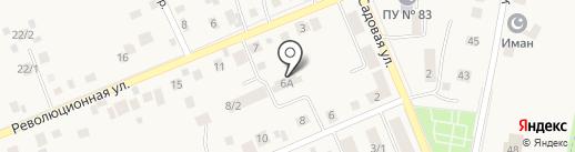 Уфимский районный дом детского творчества на карте Михайловки