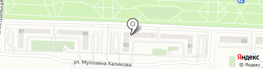 Риком на карте Стерлитамака