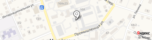Автолайф 102 на карте Михайловки