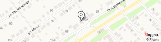 Компания по производству жалюзи на карте Новой Отрадовки