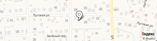 Бэхетле на карте Михайловки