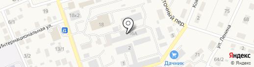 Тех-Ник на карте Михайловки