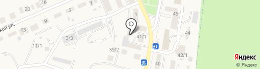 Шиномонтажная мастерская на ул. Ленина 41/4 на карте Михайловки