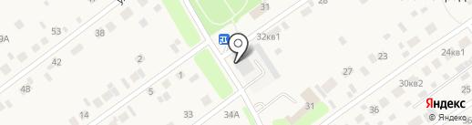 Станкомонтаж на карте Новой Отрадовки