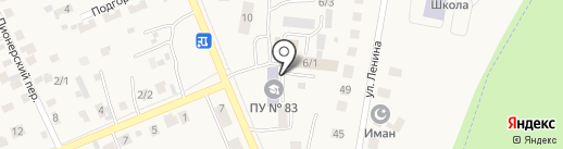 Башкирский агропромышленный колледж на карте Михайловки