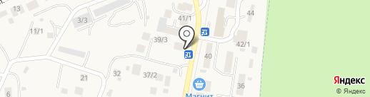 Шиномонтажная мастерская на карте Михайловки