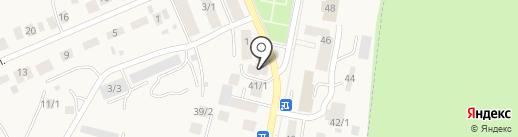 Подсолнух на карте Михайловки