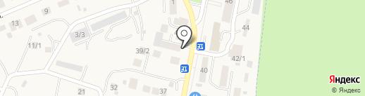 Юлчы на карте Михайловки