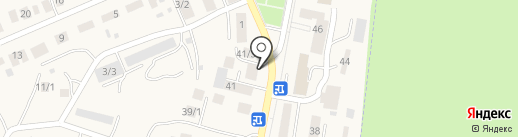 Главпивторг на карте Михайловки