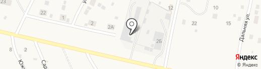 Русый на карте Петровки