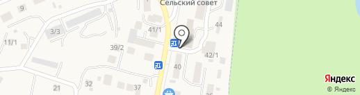 Хозяйственная лавка на карте Михайловки