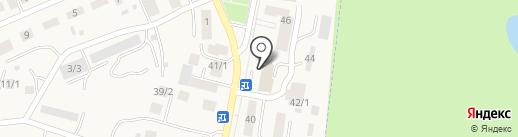 Уфимский комбинат детского питания на карте Михайловки