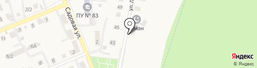 Парикмахерский салон на карте Михайловки
