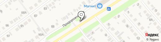 Улыбка на карте Новой Отрадовки