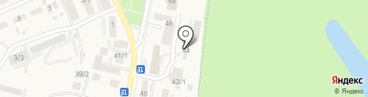 Некрополь+ на карте Михайловки