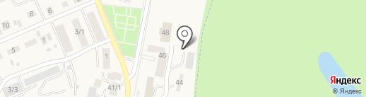 Ветеринарная станция на карте Михайловки