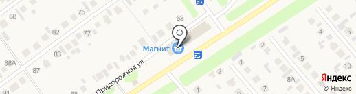 Аптека-ДОК на карте Новой Отрадовки