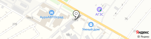 Арслан на карте Стерлитамака