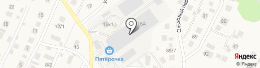 МКСМ сервис на карте Михайловки
