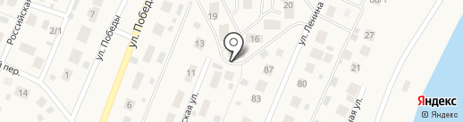 Третий Трест, ГК на карте Михайловки