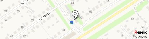 Парикмахерская на карте Новой Отрадовки