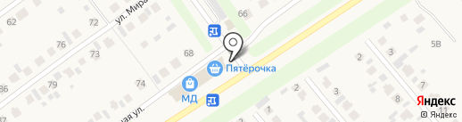 Аква-Люкс на карте Новой Отрадовки
