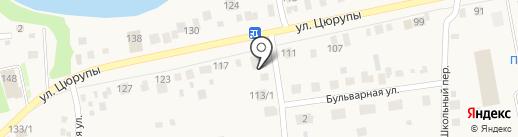 Фотосалон в Булгаково на карте Булгаково