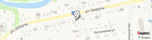Леопольд на карте Булгаково