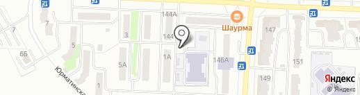 Стер-х на карте Стерлитамака