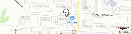 Москва на карте Стерлитамака