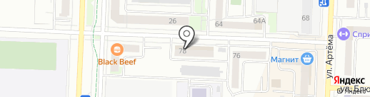 M-STUDIO на карте Стерлитамака