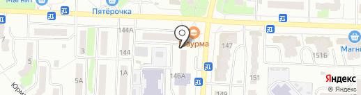 ГЛАВПИВМАГ на карте Стерлитамака