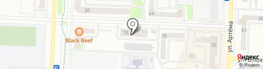 Юридическая компания на карте Стерлитамака