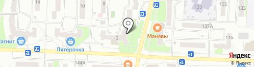 Мега Флора на карте Стерлитамака