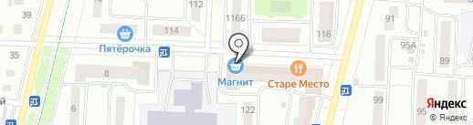 Суши на дом на карте Стерлитамака