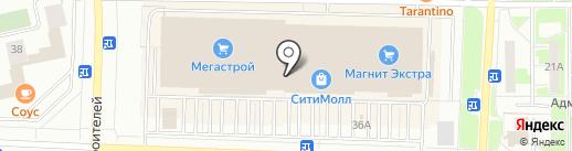 ЭлектроГрад на карте Стерлитамака