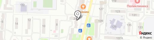 ДОМУС на карте Стерлитамака
