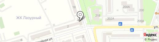 Арт-Строй на карте Мариинского