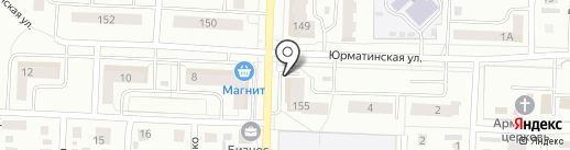 RАЙ chillout на карте Стерлитамака