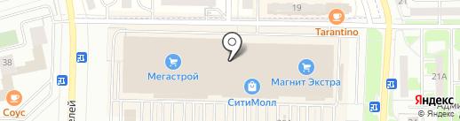 ЧИПОЛЛИНО на карте Стерлитамака
