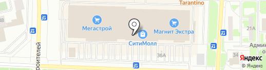Comepay на карте Стерлитамака