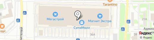 Едим дома на карте Стерлитамака