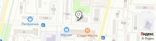 КИМ Офис на карте Стерлитамака