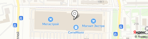 Жи-Ши на карте Стерлитамака